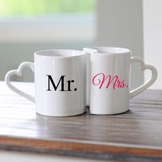Just married coffee mugs how cool are these.//I want for my wedding some day! Perfect Wedding, Our Wedding, Dream Wedding, Wedding Venues, Autumn Wedding, Wedding Dreams, Party Wedding, Wedding Reception, When I Get Married