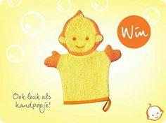 Baby washandje♡