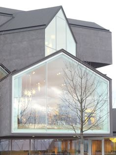 Vitra Haus built by Herzog & de Meuron - the home of the Vitra Home Collection