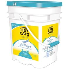 Nestle Purina Pet Care Litter NP16504 Tidy Cats Instant Action Clumping Lightweight, 17 lbs. ** Want to know more, click on the image. (This is an affiliate link and I receive a commission for the sales)