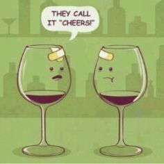 Love this! Humor for Wine Wednesday.