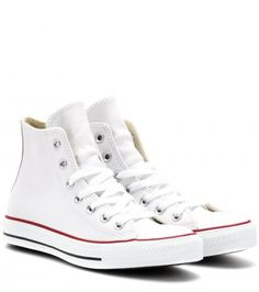 Converse - CHUCK TAYLOR ALL STAR LEATHER HIGH-TOP SNEAKERS - mytheresa.com GmbH