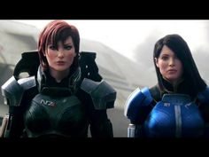 "Mass Effect 3 - ""Female Shepard"""