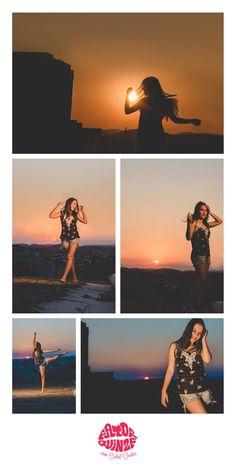 15 anos - fotografia de 15 anos - fotos de 15 anos - 15th birthday - pôr do sol - dança #15anos #fotografiade15anos