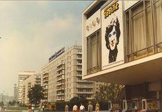 KULTUR, BERLIN GDR 1984