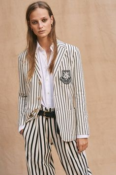 316f1e3ccc0529 Polo Ralph Lauren Spring 2019 Ready-to-Wear Collection - Vogue Modenschau