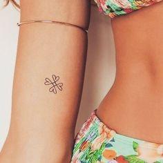 Net als een klavertje vier - 13x originele hart tattoeages - Nieuws - Lifestyle