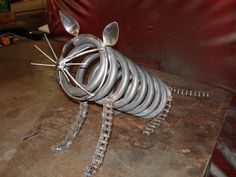 welding artists | ... creations coming out of the welding area from Midwest Recycled Art