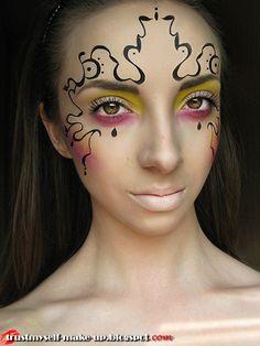 Modern Marie Antoinette http://www.makeupbee.com/look_Modern-Marie-Antoinette_45533