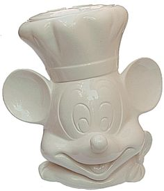 Image detail for -Cookie Jars, Disney Cookie Jars, Mickey Mouse Cookie Jar, Treasure ...
