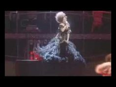 "Bjork Live Bachelorette ""Fashion Rocks""  & Alexander McQueen`s"