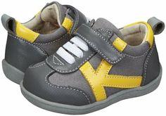 See Kai Run Leonardo (Infant Toddler) - Gray 5a793bc68