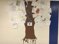 My classes version of the poet tree.