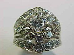 Antique Diamond Ring Art Deco Jewelry, Vintage Jewelry, Traditional Engagement Rings, Antique Diamond Rings, Shades Of Yellow, Modern Outfits, Bffs, Birthstones, Boards
