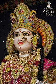 Durga Images, Lakshmi Images, Durga Ji, Durga Goddess, Maa Durga Photo, Mata Rani, Baby Krishna, Laddu Gopal, Hindus