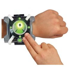 Ben 10 Basic Omnitrix Role Play Watch Use The Power Of To Transform Into 1 Aliens Turn Dial Select An Alien And Press Down