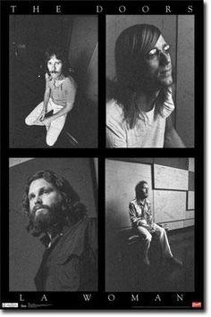 LA Woman sessions. 1971.
