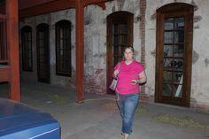 Mystery Light #2 behind the Corner Bar in Jerome, Arizona 2011