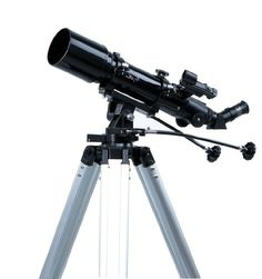 Rokinon Compact 500 x Refractor Telescope with Tripod (Black) Discount Fishing Tackle, Refracting Telescope, Fish Finder, Rifle Scope, Focal Length, Aperture, Tripod, Binoculars, Digital Camera