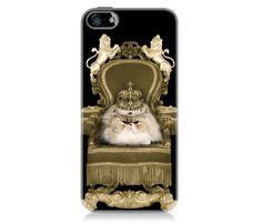 Perisian Queen iPhone 5 Case