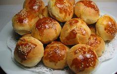 Dereotlu Peynirli Poğaça – Damla'nın Mutfağı