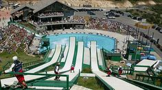 Best Summer Vacation Place in Utah: Olympic Park Bobsledding - 50 Great American Places to Visit This Summer: Utah - MensJournal.com