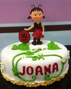 Bolo Joaninha