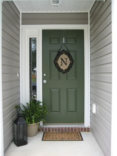 Create a Welcoming Entry on a Budget