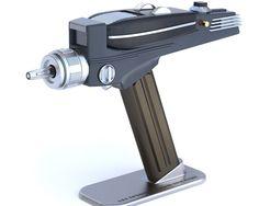 Star Trek TOS Phaser Universal Remote Control #Geek