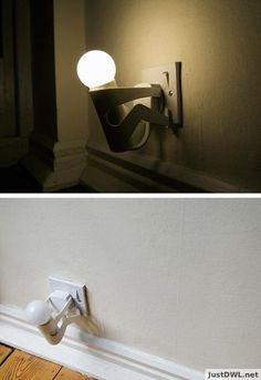 funny night light