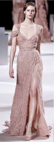 Sparking sparkling dresses. So pretty.