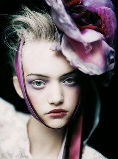 Vogue: like a Painting | Paolo Roversi, Gemma.