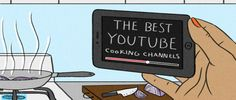 Subscribe to our favorite YouTube cooking channels, which range from Japanese cooking demonstrations with a poodle to serious barbecuing.