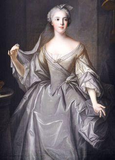 After Jean-Marc Nattier (1685–1766)    Madame Sophie of France as a Vestal Virgin