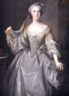 After Jean-Marc Nattier (1685–1766)     Madame Sophie of France as a Vestal Virgin