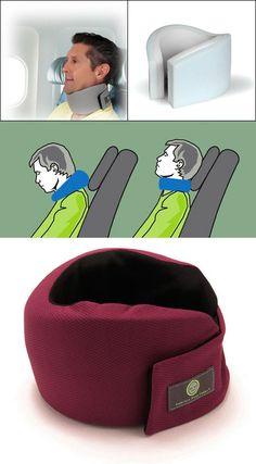 airplane pillow re-design