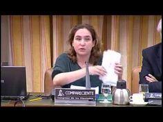 Comparecencia Ada Colau en el Congreso de los Diputados (vídeo completo)