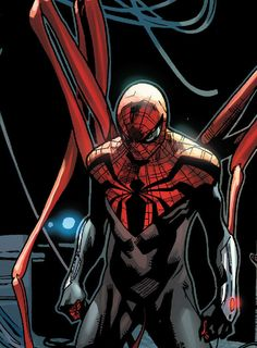 Superior Spider-Man by Olivier Coipel