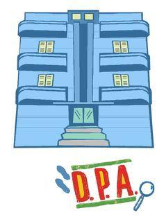 DPA Prédio Azul   Rima Comunicação Visual   Elo7