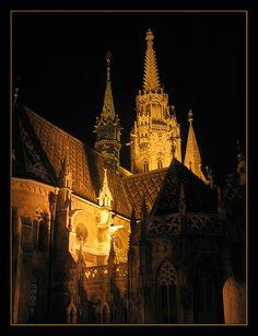 Matthias Church, Buda, Budapest, Hungary Copyright: Sabrina Pezzoli