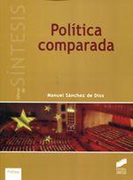 Política comparada / Manuel Sánchez de Dios