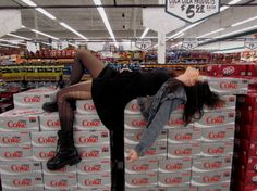 Sacrifice at the altar of diet coke