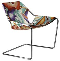 Objet de désir #134 La fauteuil Paulistano par Missoni