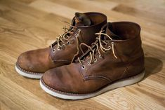 Red Wing 9111 Round Toe
