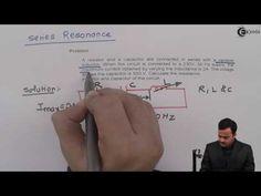 Learn AC Circuits Online | AC through series R-L circuit - Problem 9 ...
