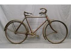 Look at this old Fixie!