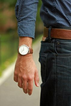Watches - every man should have 1-2 watches in rotation depending on the outfit. Men's fashion | Men's style
