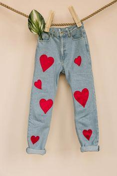 Heart Breaker Jeans-The Style Club