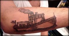 tugboat by eastrivertattoo