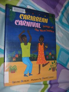 Caribbean Carnival Songs of The West Indies by Irving Burgie 1992 HCDJ Good 0688107796 | eBay